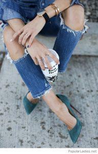 elegantni čevlji s peto